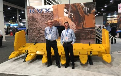 MINExpo 2016 in Las Vegas was a great success for KVX