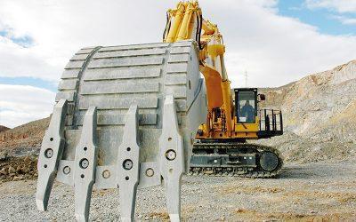 Prøv et nytt tannsystem på dine 90-160 tonn gravemaskiner