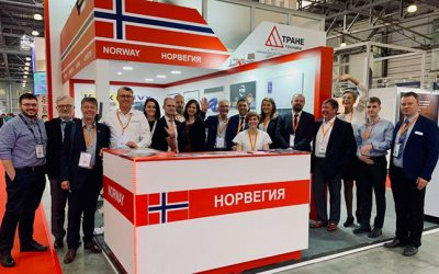 KVX was at the exhibition Mining World Russia